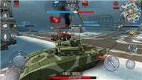 《坦克射击》七级场一霸 阿塔玛T14展超强战力