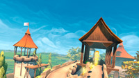VR版神庙逃亡! 跑酷VR游戏《逃跑》上架