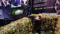《特种部队VR》闪耀青岛文博周 创意黑科技落地生财
