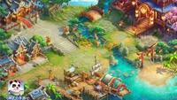 《神武3》手游美术资源更新!全新帮派地图上线