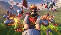 《皇室战争》发布游戏新CG,部落战真面目曝光?