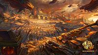 行会风云强袭《传奇世界3D》28日决战沙城!