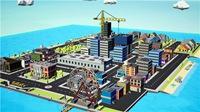尽收眼底的VR小镇:《Mall Town》上架Steam