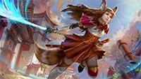 《虚荣》4.5版本抢先看 新英雄新月剑客美惠登场