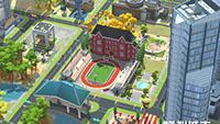 乐享校园生活!《模拟城市:我是市长》新版本登录苹果