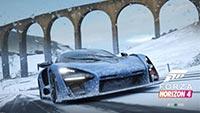 《极限竞速:地平线4》冬季赛上线 名车等你收集